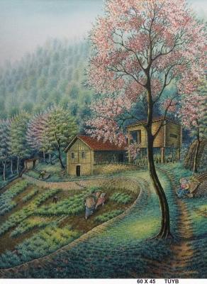 """Tam boy resmi görebilmek için tıklayın ============== Selmanur M. Aktaş'ın bir Tablosu 60x45<strong>Selmanur M. Aktaş</strong>'ın tablolarından bir tanesi. Bu eser bu günlerde Ankara'da <strong>""""Her Yönüyle Trabzon""""</strong> etkinliklerinde ki Trabzon Sanatçılarının eserlerinden oluşan karma sergide yer almaktadır.Anahtar kelime: S.mensure aktas sanat tablo tarbzon oymalıtepe"""